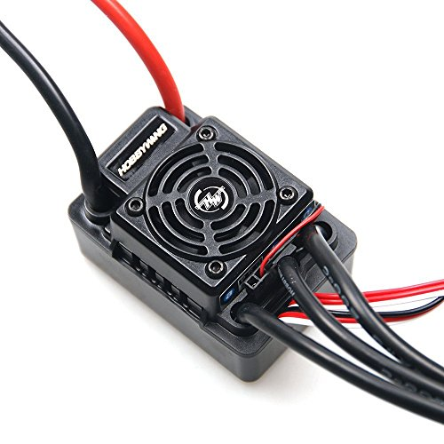 Xiangtat Hobbywing EZRUN SC8 Waterproof 120A RC Brushless ESC Speed Controller for 1/10 New Short Course (T Plug)