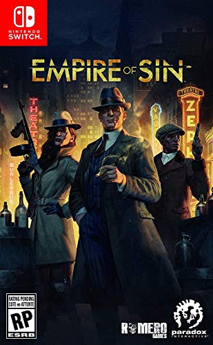 Empire of Sin - Nintendo Switch