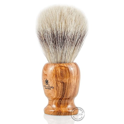 Vie-long 13071 23mm Horsehair Brush with Olivewood...