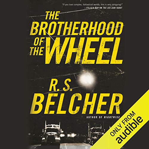 The Brotherhood of the Wheel cover art