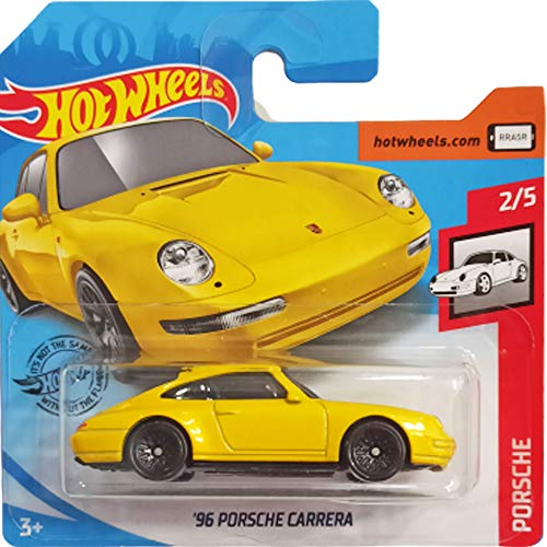 Hot Wheels '96 Porsche Carrera Porsche 2/5 2020