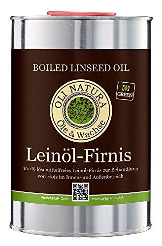 OLI-NATURA aceite de linaza barniz,...