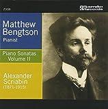 Scriabin Piano Sonatas Vol.2