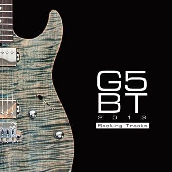 G5 2013 Backing Tracks
