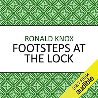 Footsteps at the Lock audiobook cover art