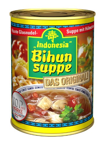 Indonesia Bihunsuppe, 6er Pack (6 x 390 ml)