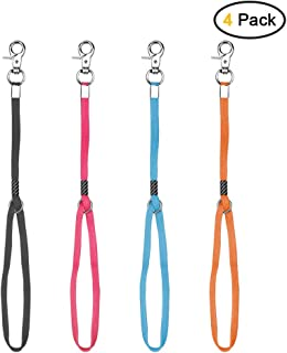 OPETS Dog Grooming Loop - Heavy Duty Nylon Noose Restraint for Pet Bathing(Pack of 4, 22