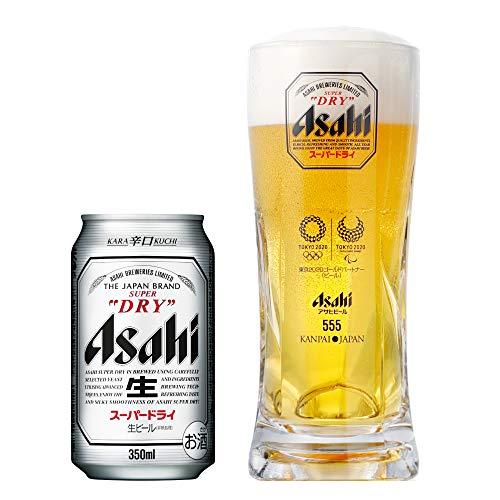 アサヒスーパードライ[アサヒビールオリジナル東京2020大会555ジョッキ付き] [ ビール 350ml×24本 ]