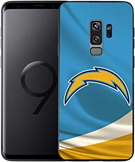 Slim Fit Samsung Galaxy S9 Plus Case,Rugby American Football Game Sports Thin Plastic Full Protection Matte Finish Grip Phone Cover Case for Samsung Galaxy S9+Plus Black, Sep9 017