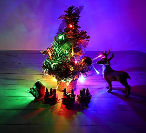 Sutekus『ミニクリスマスツリー40cm』