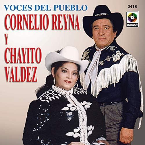 Cornelio Reyna & Chayito Valdez