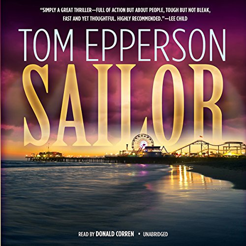 Sailor audiobook cover art