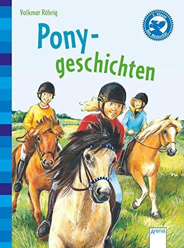 Ponygeschichten: Der Bücherbär: LeseSafari