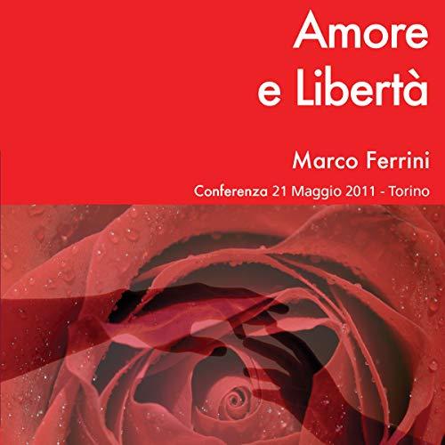 Amore e libertà copertina