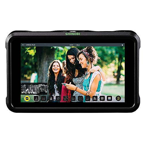 Atomos Shinobi Field-Monitor Player