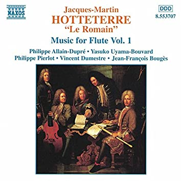 Hotteterre: Music for Flute, Vol. 1 - Premiere Livre De Pieces