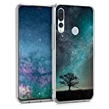 kwmobile Case Compatible with Umidigi A5 Pro - Crystal TPU