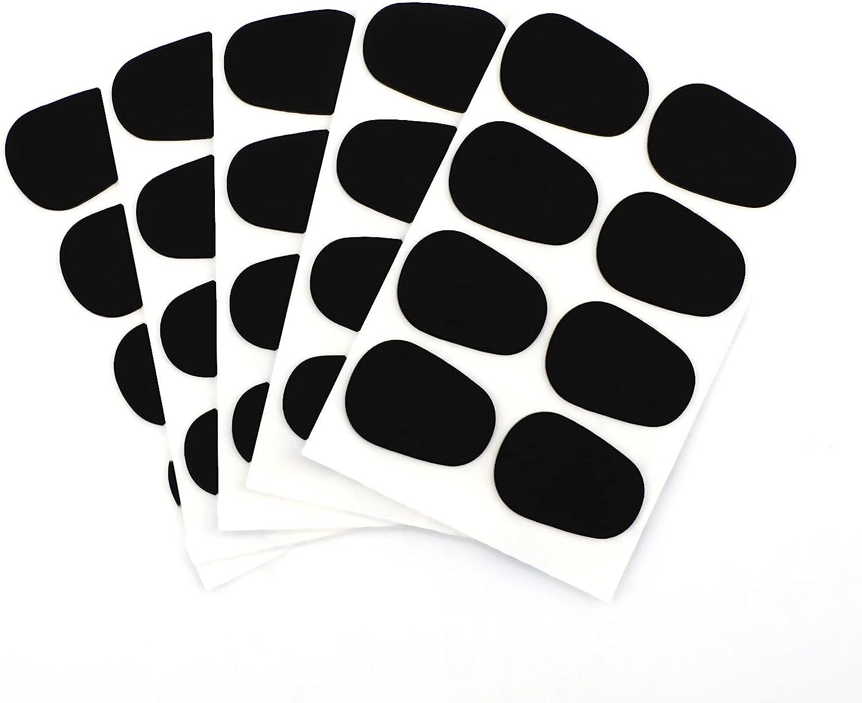 SAVITA 40 Pcs 0.8mm Sale SALE% OFF Thick Alto Saxophone Pads R Tenor Free shipping on posting reviews Mouthpiece