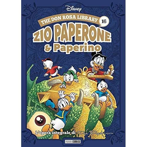THE DON ROSA LIBRARY 16