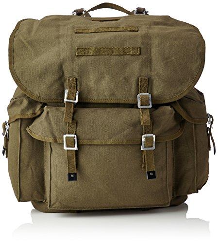 Mil-Tec BW Backpack Tote M Frame Orig Olive