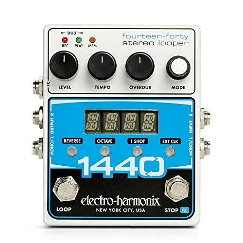 Electro Harmonix 1440 Stereo Looper -