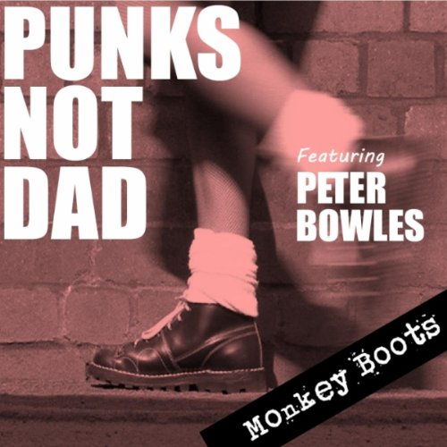 Monkey Boots (feat. Peter Bowles)