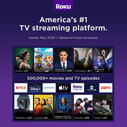 Roku Streaming Stick+ | HD/4K/HDR Streaming Device with Long-range...
