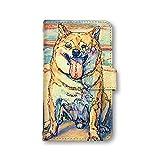 Xperia Z4 SO-03G SOV31 402SO ケース スマホケース 手帳型 犬 イヌ a-dog-006 スマホカバー 携帯カバー エクスペリア アンドロイド