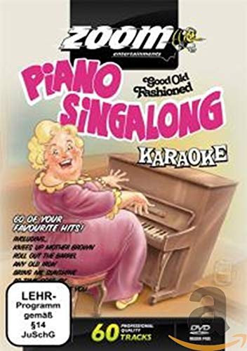 Zoom DVD Piano Singalong Karaoke