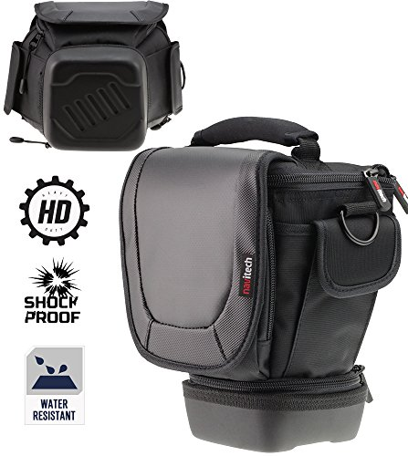 Navitech Teleskop Kamera DSLR SLR Fall Abdeckung Tasche für Objektive bis 150 mm für die Nikon coolpix P510/ P100/ P500/ P90/ L810/ 8800