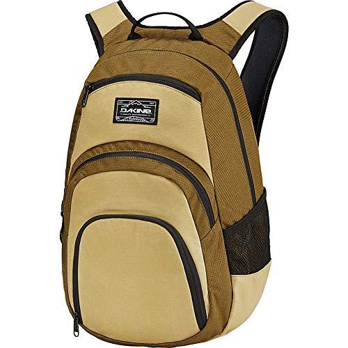 Dakine Herren Rucksack Campus Backpack Polyester Brown, Monoton, 300 D, Unisex, 38,1 cm (15 Zoll)