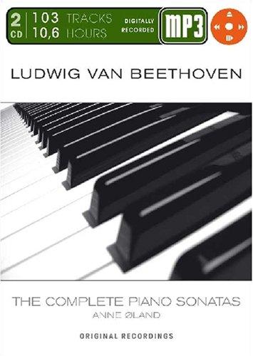 Complete Piano Sonatas-Mp 3