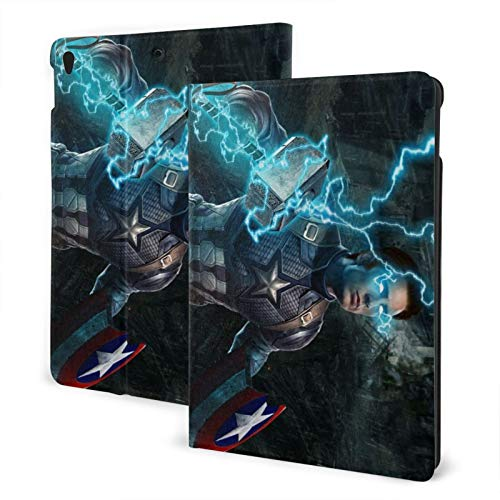 Sci-fi Superhero Movie Avenger Case Fit iPad air 3 pro 10.5 Inch Case with Auto Sleep/Wake Ultra Slim Lightweight Stand Leather Cases