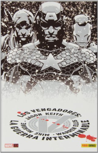 Los Vengadores. La Guerra Interminable (Original Marvel Novels)