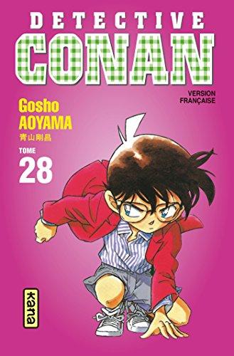 Détective Conan - Tome 28