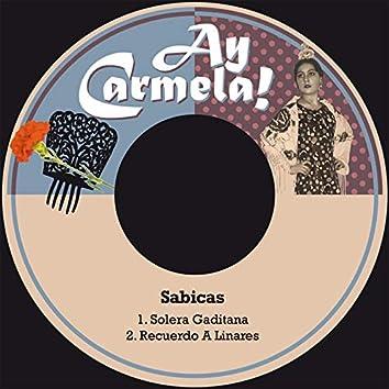 Solera Gaditana / Recuerdo a Linares