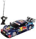 Maisto A-U-D-I RS5 A5 DTM Ekström Red Bull Team ABT Sportsline 2015 40 MHz RC Funkauto 1/24 Modell Auto