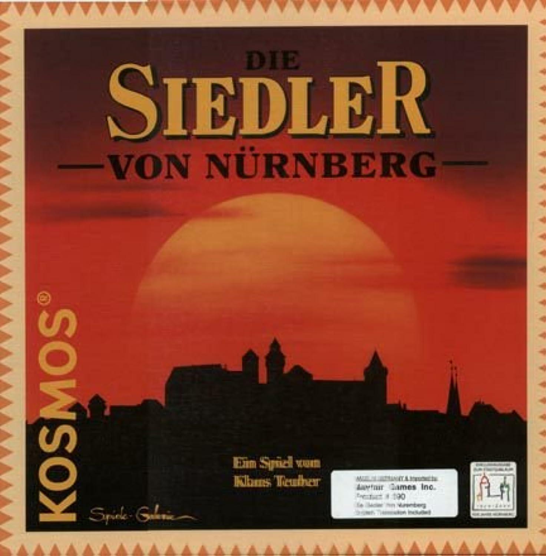 Die Siedler Von Nurnberg Nurnberg Nurnberg Board Game 04e0f9