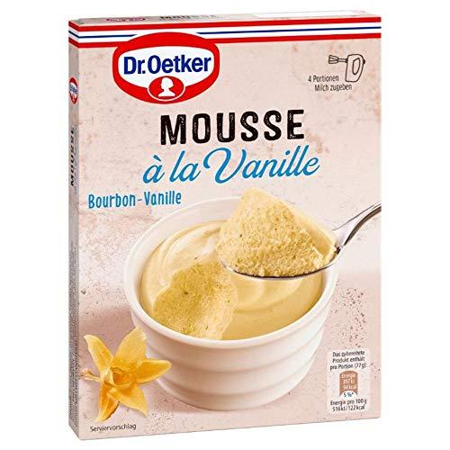 Dr. Oetker Mousse à La Vanille, 60 g