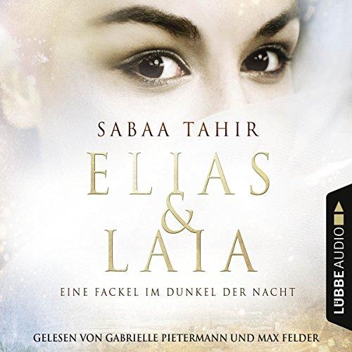 Eine Fackel im Dunkel der Nacht (Elias & Laia 2) Titelbild
