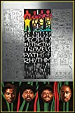 Buyartforless Poster A Tribe Called Quest – 1990 People's