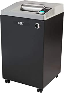 Swingline GBC Paper Shredder, Commercial TAA Compliant, Jam Stop, 40 Sheet Capacity, Cross-Cut, 20+ Users, CX40-59 (1753210)