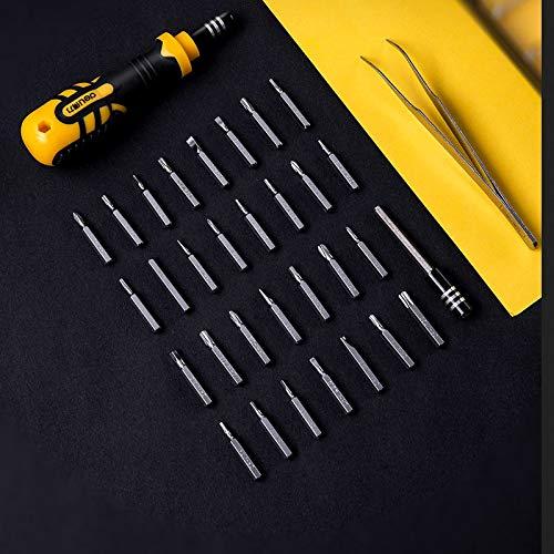 asx Skateboard hardware Xiaomi Mijia Kit de reparación 33 en una función destornillador multifunción hardware electricista herramienta de reparación pequeño destornillador hardware nacional