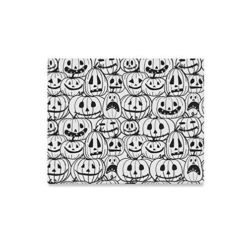 JOCHUAN Wandkunst Malerei Halloween Kürbisse Ihr Design Drucke Auf Leinwand Das Bild Landschaft Bilder Öl Für Zuhause Moderne Dekoration Druck Dekor Für Wohnzimmer