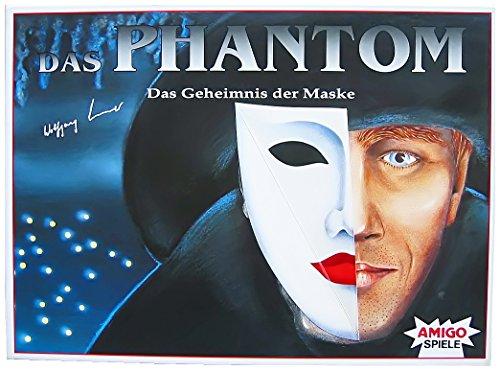 Das Phantom - Das Geheimnis der Maske – Amigo Spiele