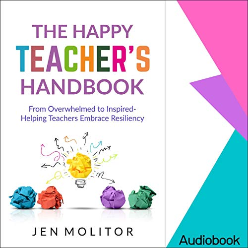 The Happy Teacher's Handbook  By  cover art