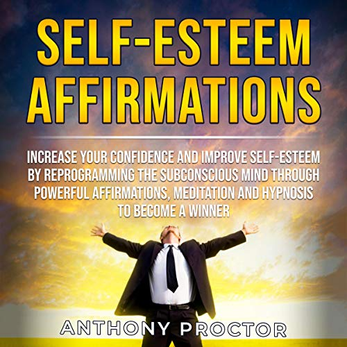 Self-Esteem Affirmations cover art