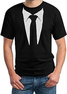 Gedruckter Anzug/Legendäre Stinson Krawatte Barney - Tuxedo Kostüm Party T-Shirt