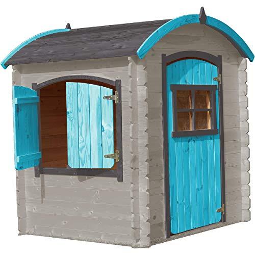SOULET Spielhaus'Magda' mit Runddach...