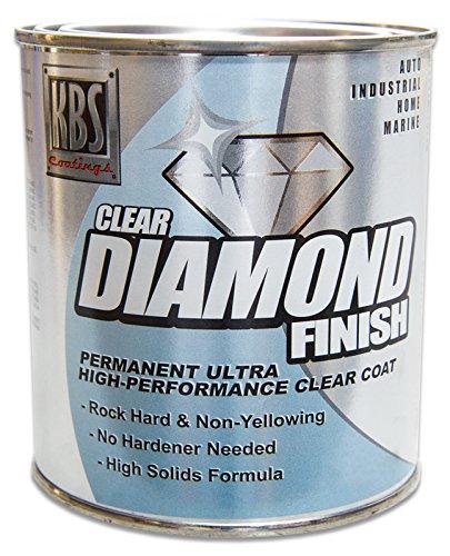 KBS Coatings 8504 DiamondFinish Clear Coat - 1 Gallon